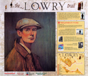 Some Portraits of L S Lowry